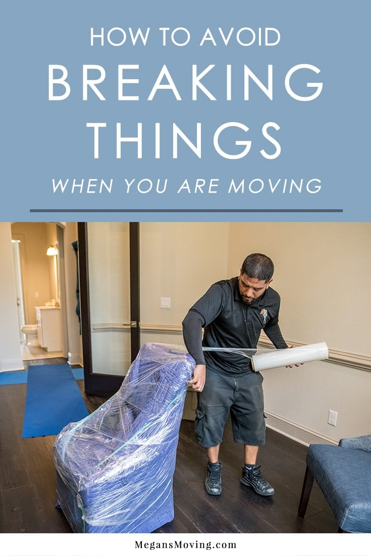 One of the most stressful parts of moving can be the worry over damaging things. Follow these moving tips to keep your belongings (and home) damage-free during a move.