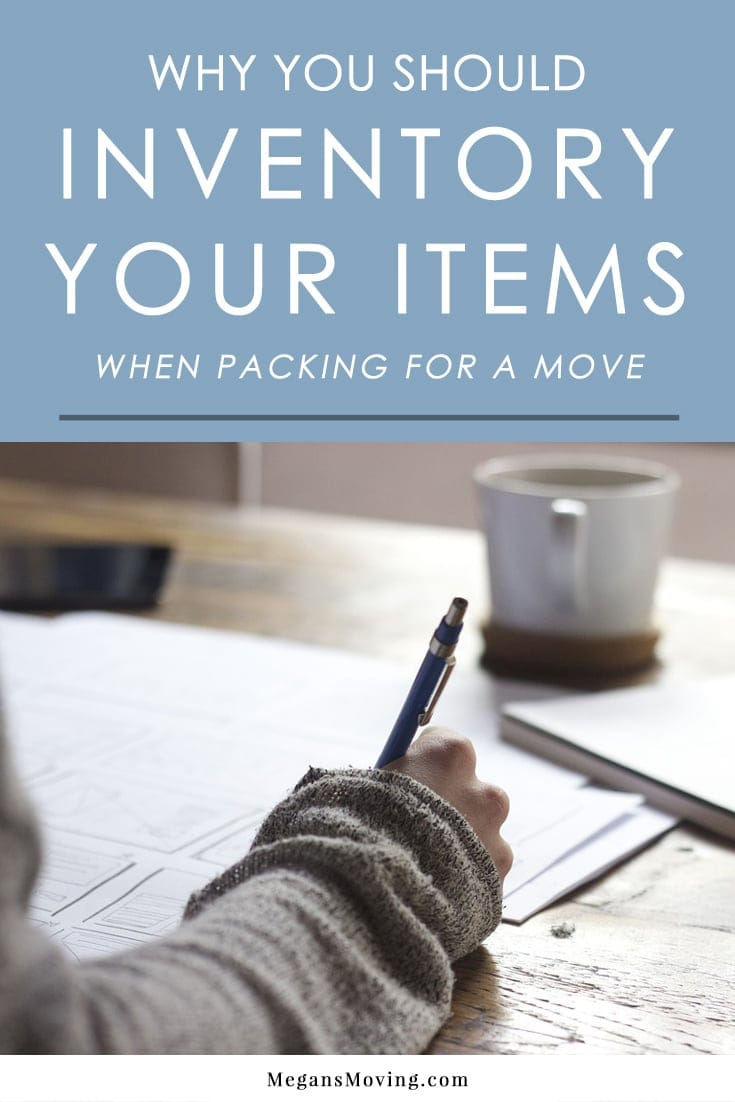 Think inventorying your items while packing is a waste of time? Here are 3 major benefits that will make your move go smoother.