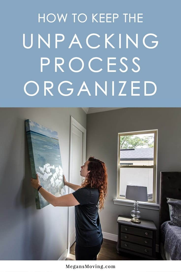 How to Keep Unpacking Process