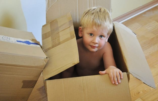 Help Kids Settle into a New Home