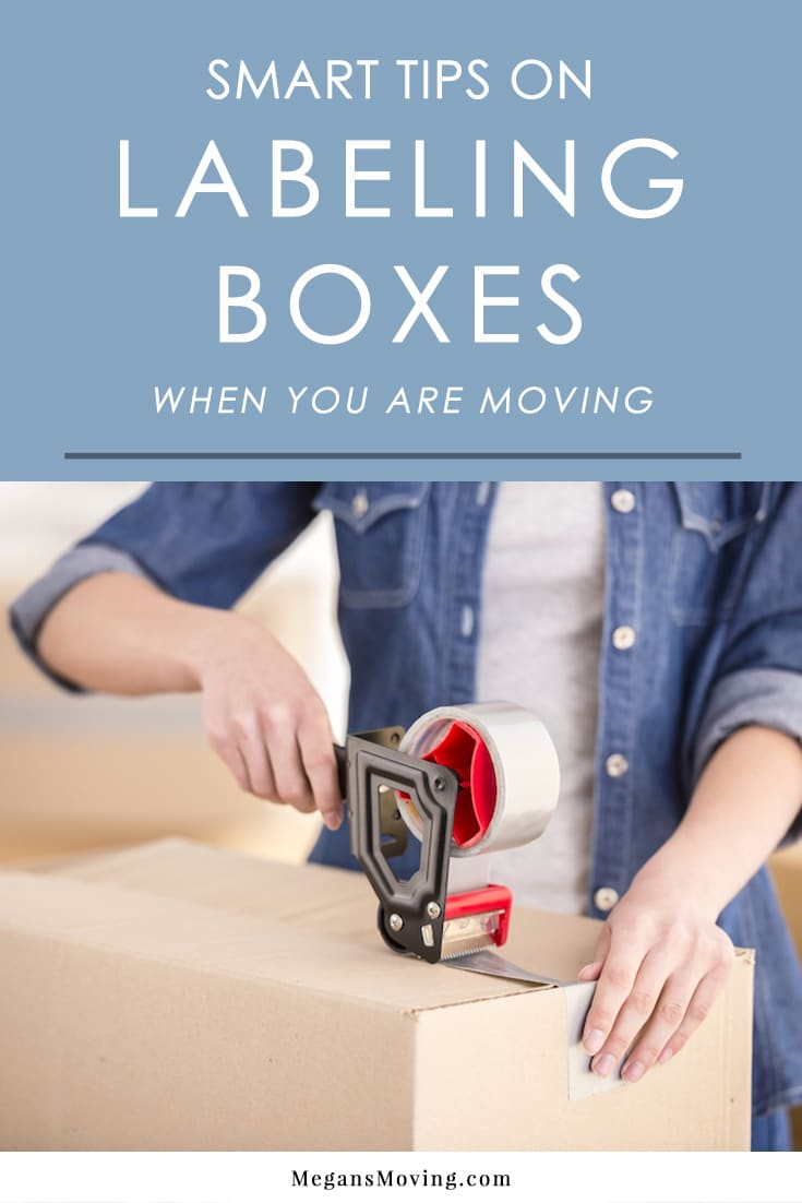 A smooth move starts with great organization. Labeling your boxes is a key component to having an organized move. But are you labeling them correctly? Follow these tips to make the most of how you label your boxes so your move will be as smooth and efficient as possible.
