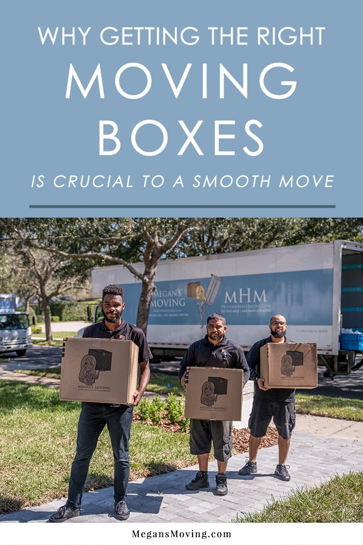 When it comes time to move, moving boxes are at the top of the list of items you need to stock up on. There are a variety of places to get moving boxes from, but not just any boxes will do. In fact, the wrong boxes can spell disaster and end up costing you your most prized possessions.  Here are some things to keep in mind when you are stocking up on boxes for a move.